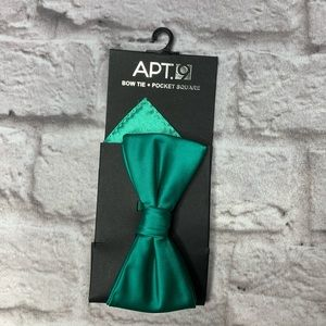 APT 9   Bow tie & Pocket Square
